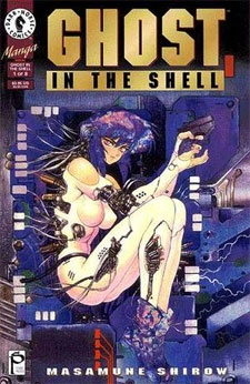 Ghost in the Shell manga