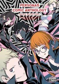 Persona 5 Comic Anthology (DNA Media Comic)