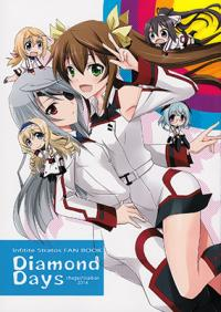 Infinite Stratos Fan Book: Diamond Days (Doujinshi)