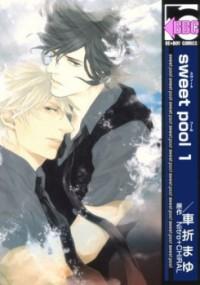 Sweet Pool manga