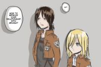 Shingeki no Kyojin - How to Improve Your Relationship with Mikasa (Doujinshi)