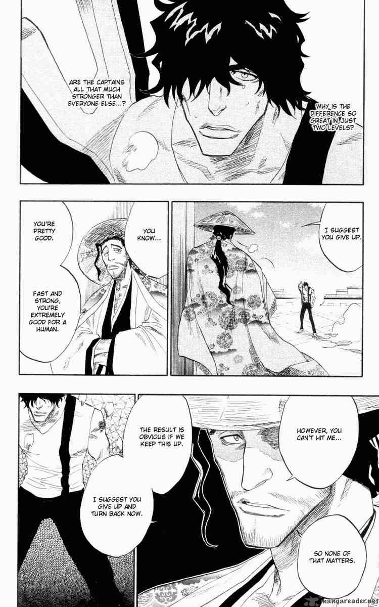 Bleach 106 Cause for Confront