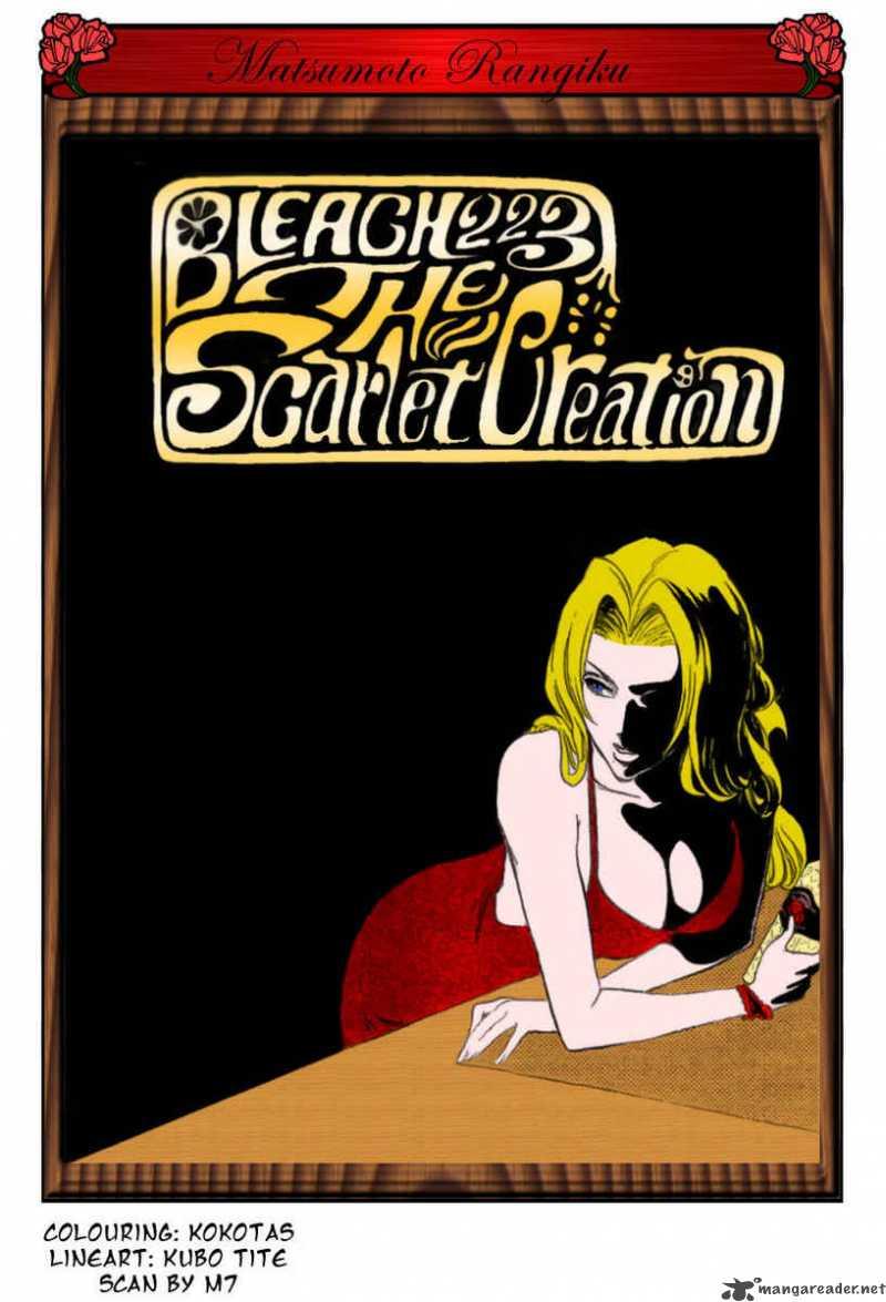 Bleach 225 Slip Into My Barrier