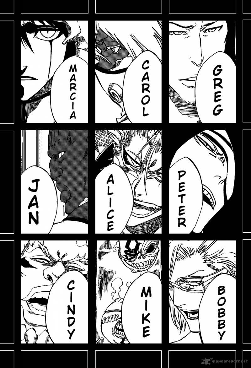 Bleach - Chapter 378