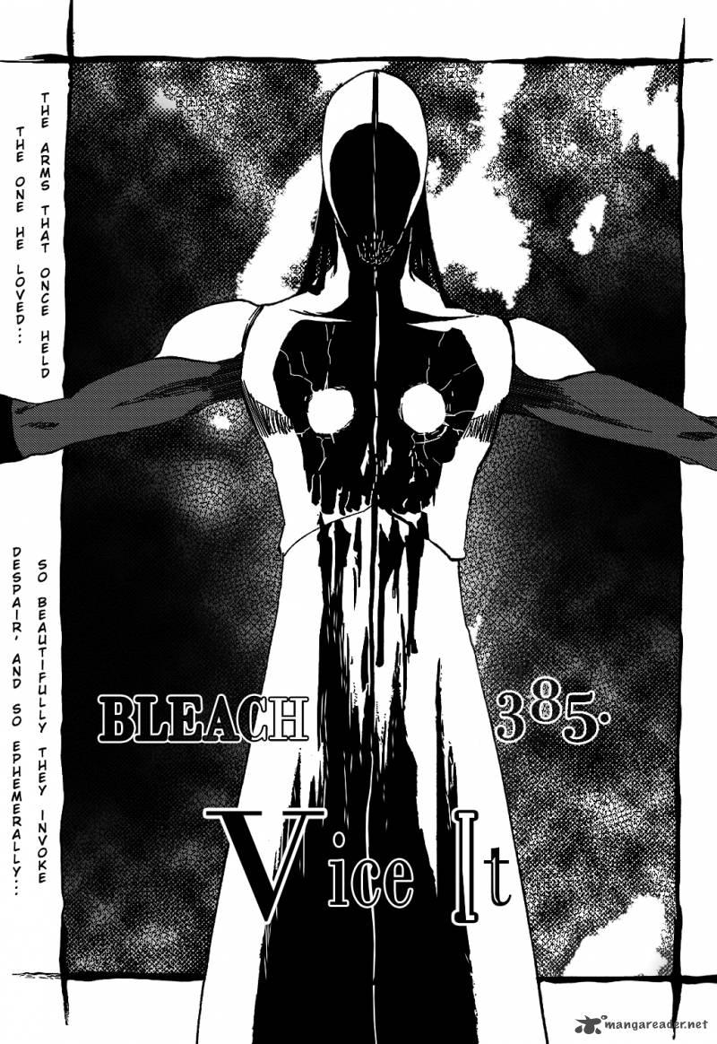 Bleach 385