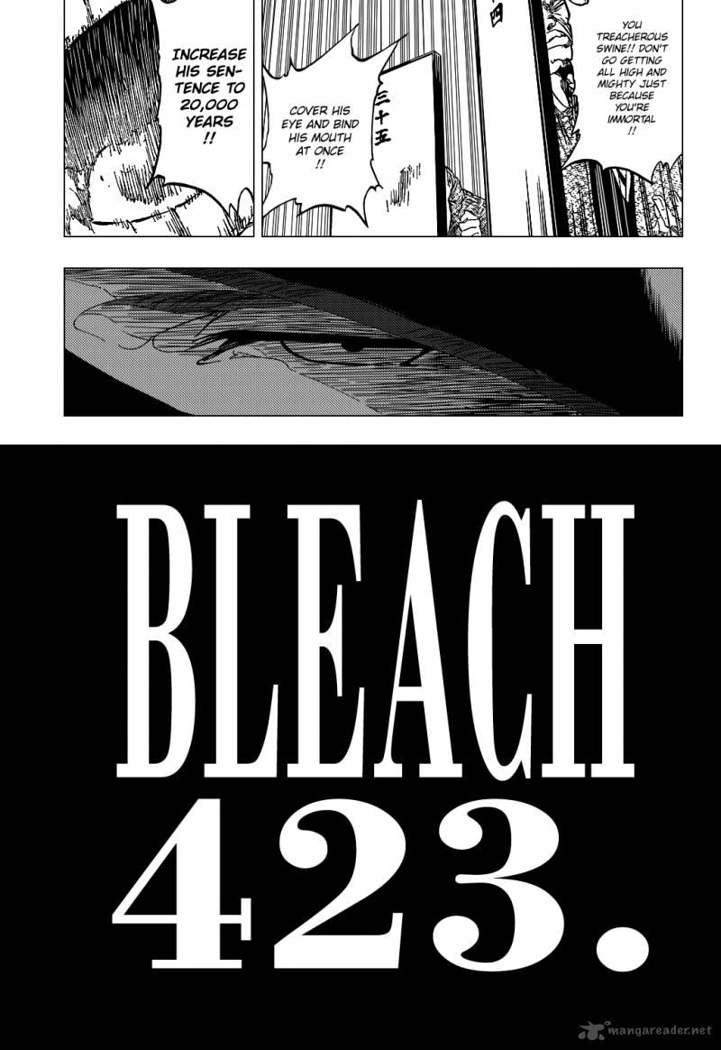 Bleach 423