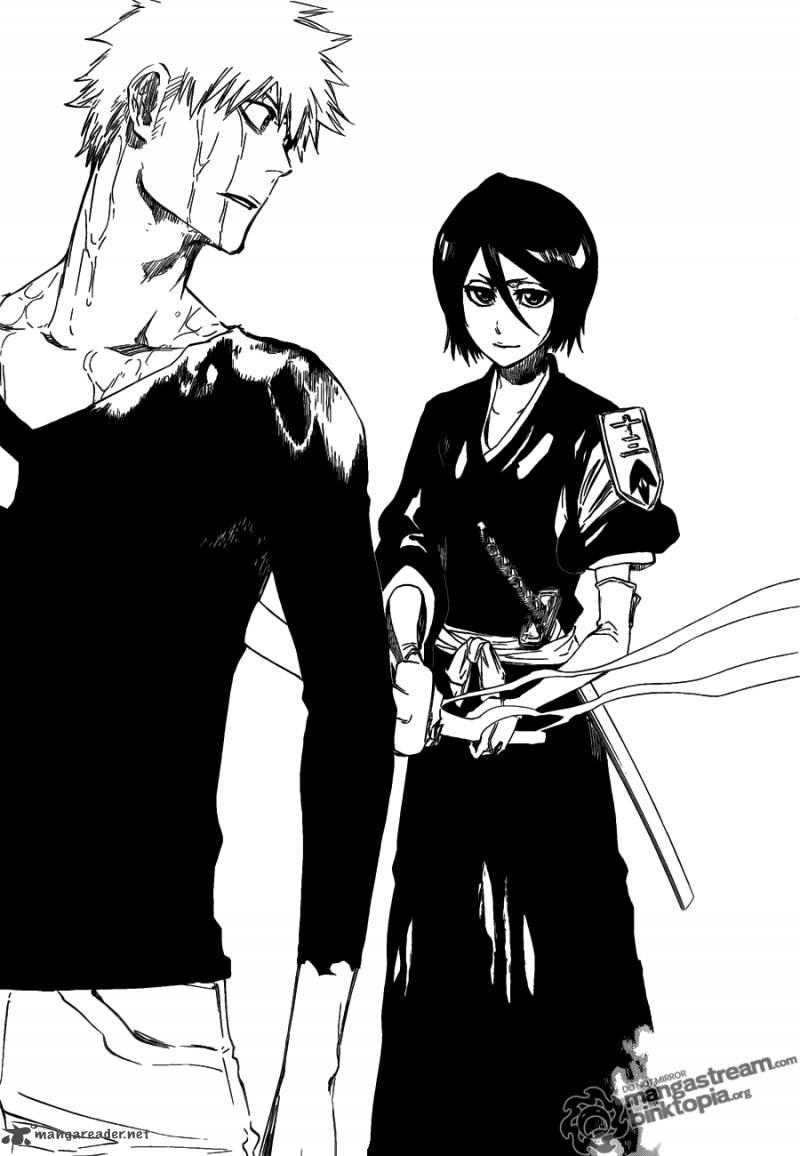 Bleach - Chapter 482