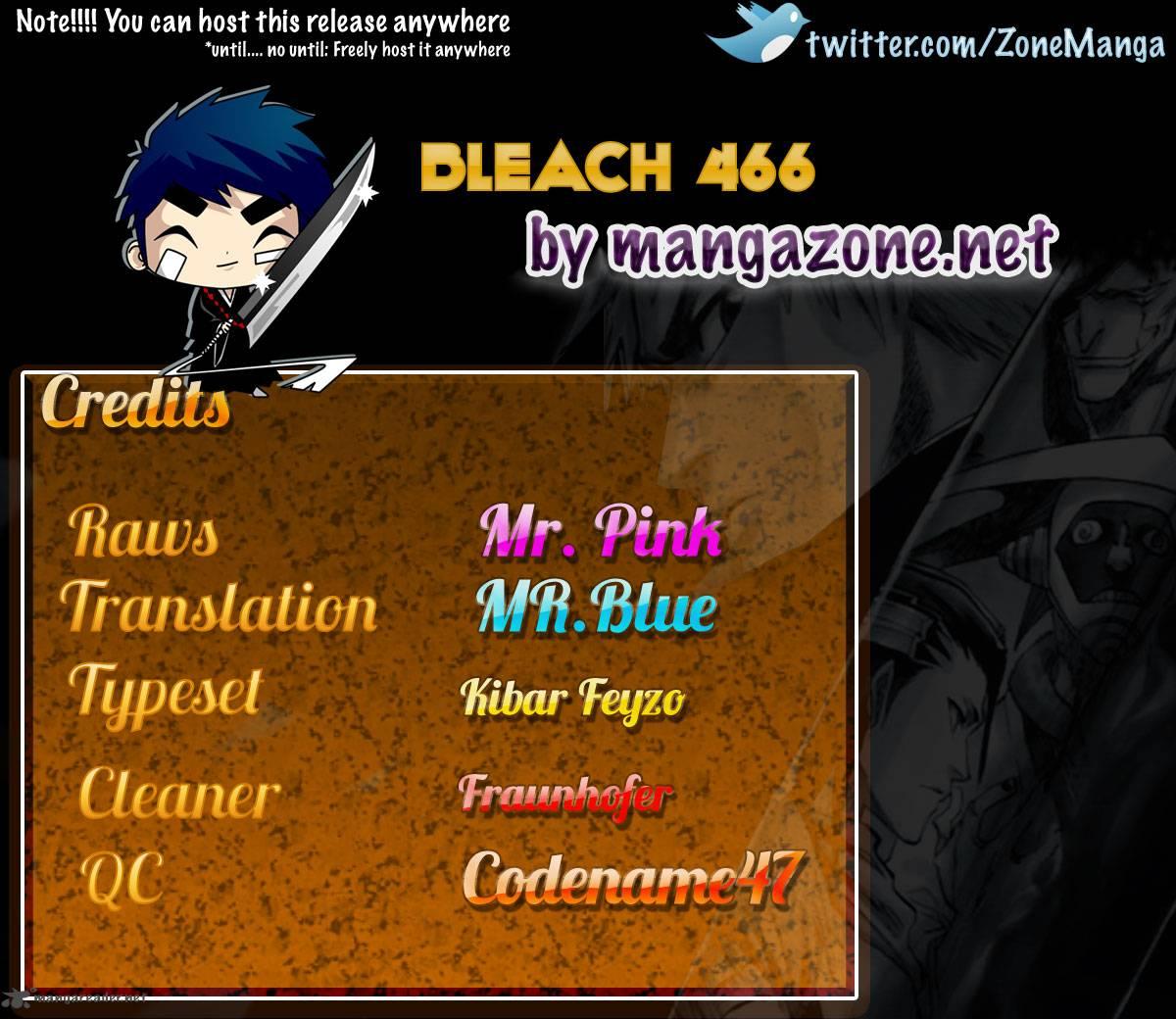 Bleach 466