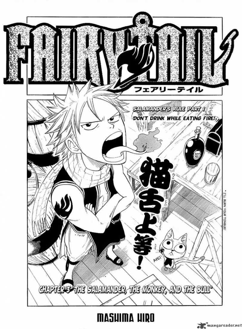 Fairy Tail Ch 3