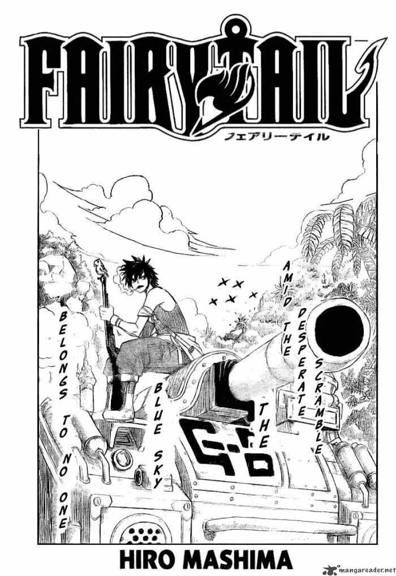 Fairy Tail - Chapter 57